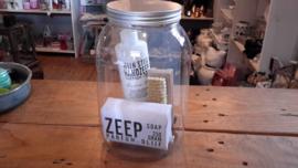 Zeep31 Plastic pot (LEEG)