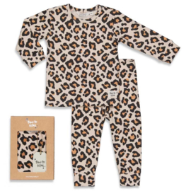 505-00045 Leopard Lou pyjama