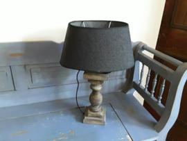 Tom30 Houten Lamp met kap