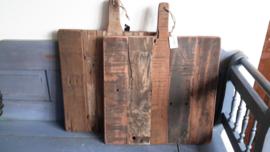 Kol267 Snijplank (oud hout)