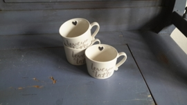 M386 Beker (kopje) Love you a latteDe