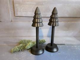 Home82 Kerstboom, zwart-
