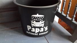 Emmer Papa's auto was emmer