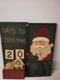 Apt46 Aftelkalender kerst