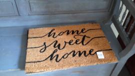Bon95  Deurmat home sweet home