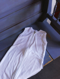Fun22 Slaapzak zonder mouw,  110 cm, wit