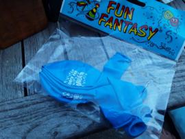 Bon310 Ballonnen blauw