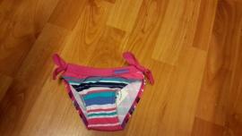 bikinibroekje streepje