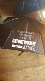 Paraplu A good coach