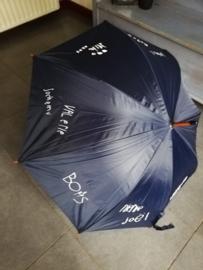 Paraplu met namen