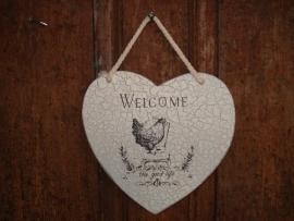 013 Welkom hart met kip