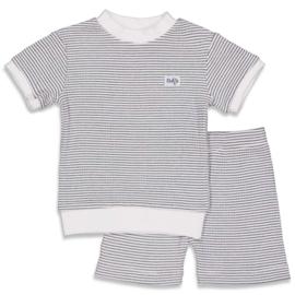 305-539 Pyjama korte mouw/pijp marine