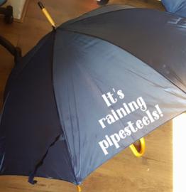Paraplu It's raining pipesteels!