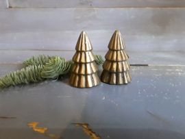 Home80 Kerstboom, messing-