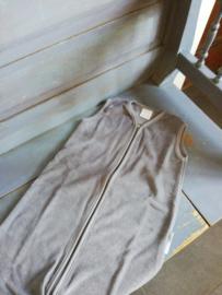 Fun24 Slaapzak zonder mouw, 110 cm, grijs