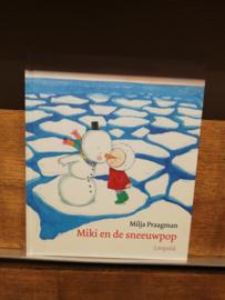 Ik99 Miki en de sneeuwpop