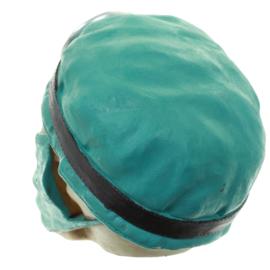 Schedel chirurg-groen