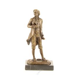 Bronzen Beeld Mozart