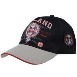 England Baseball Cap Navy Badge