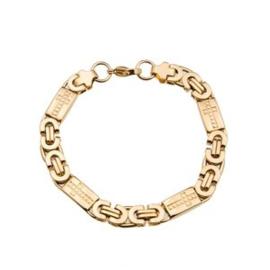 Stalen Konings Armband - 061