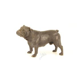 Bronzen Beeld Bulldog