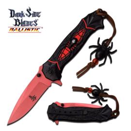 Dark Side Spider zakmes