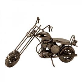 Metalen Motorfiets # 7067