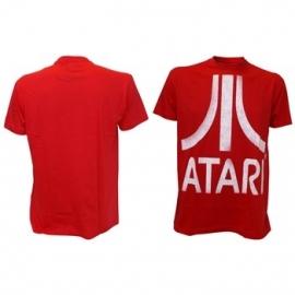 Atari Vintage Logo Red T-Shirt