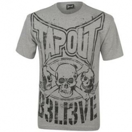 Tapout Believe Heren T-Shirt