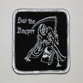 Embleem stof fear the reaper