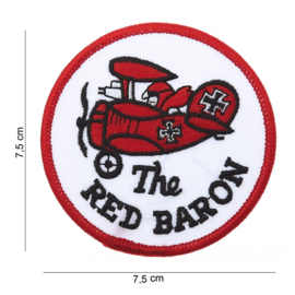 Embleem stof the red baron