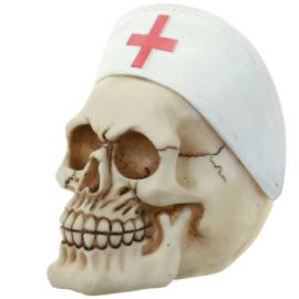 Schedel verpleegster