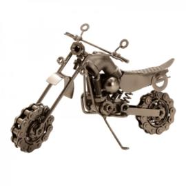 Metalen Motorfiets # 7022