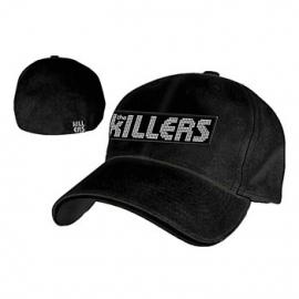 The Killers Black Flex Cap