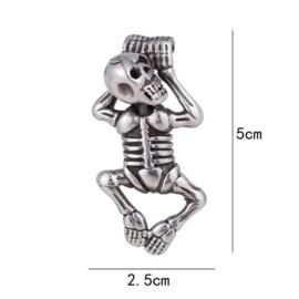 Skelet Kettinghanger RVS
