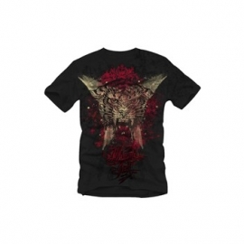 Miami Ink T-Shirt Black Tiger