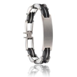 RVS Heren Armband - 061