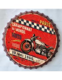 Beer Cap - Motor