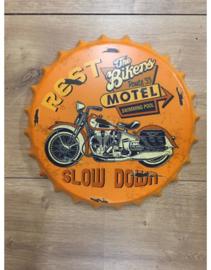 Beer Cap -  Rest Motel Bikers