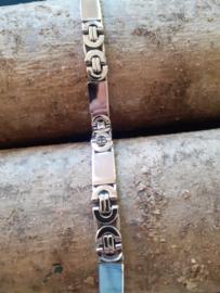 Konings armband edelstaal - 041