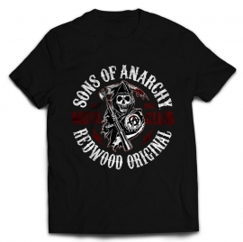 Sons of Anarchy - Motoclub Redwood Original T-shirt