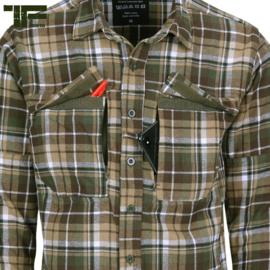 TF-2215 Flanel Contractor Overhemd