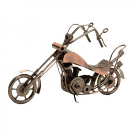 Metalen Motorfiets # 7028