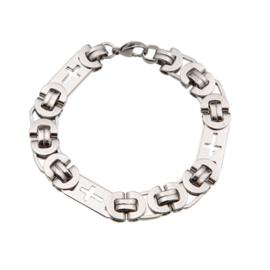 Konings armband edelstaal - 044