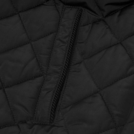 Quilted Bomber Jack Firetrap