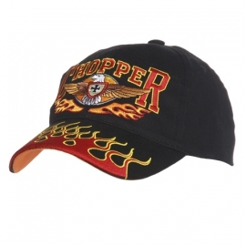 Baseball cap chopper