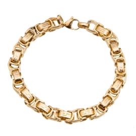 Konings armband edelstaal- 105