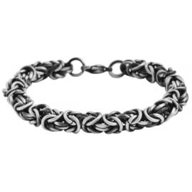 Konings armband edelstaal - 0433