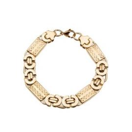 Konings armband edelstaal -  E4-041