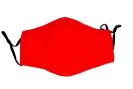 Mondkapje Wasbaar - Rood
